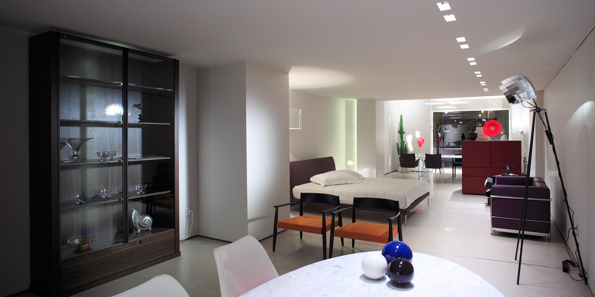 Mastrodonato _ Interiors & Design | Benvenuti nel nuovo showroom ...
